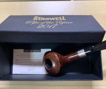 STANWELL POTY 2017 With Peter Stokkebye PS400