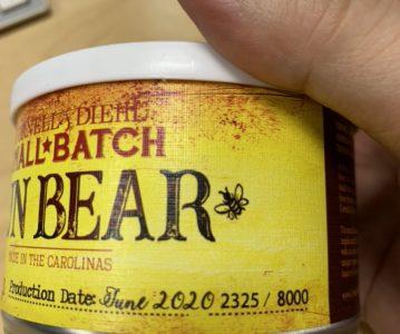小批量菸草 馬來熊